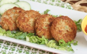 Potato cutlets Recipe