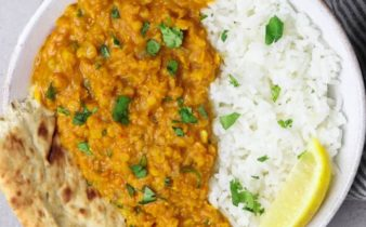 Red Split Lentils Recipe