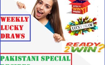 LuckyDraw-PAkistani special recipes