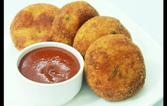 Mince Cutlet Recipe